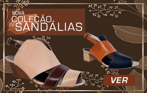 Sandálias - Toro Couros