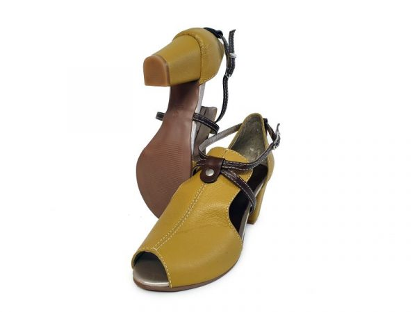 Sandália feminina - Toro Couros